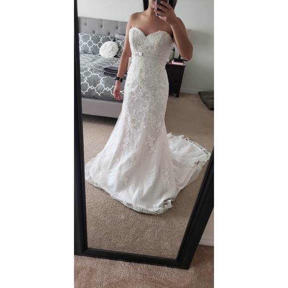 Sincerity Bridal Dresses & Skirts - Ivory Wedding Dress